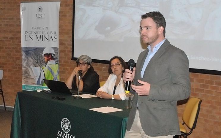 Escuela de Ingeniería Civil en Minas de UST Viña del Mar y WIM Chile