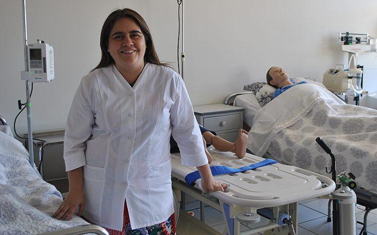 Sonia Godor, jefa de carrera Escuela de Enfermería UST Viña del Mar