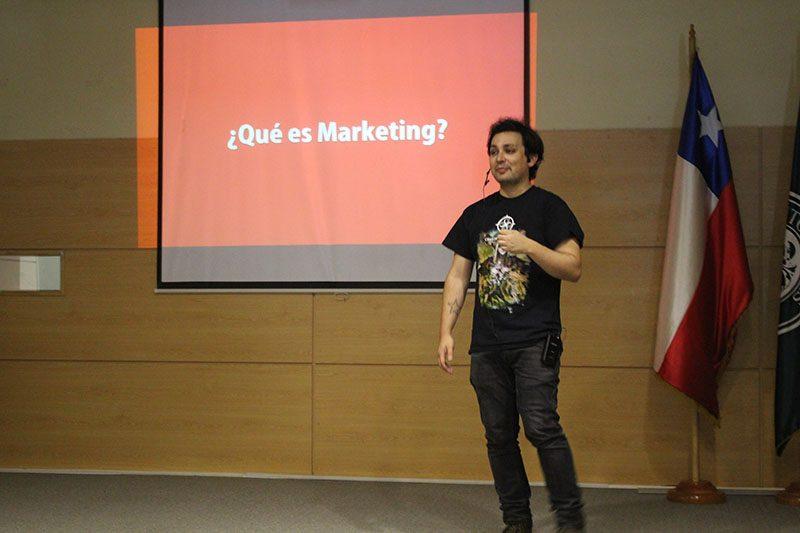 Charla- Marketing