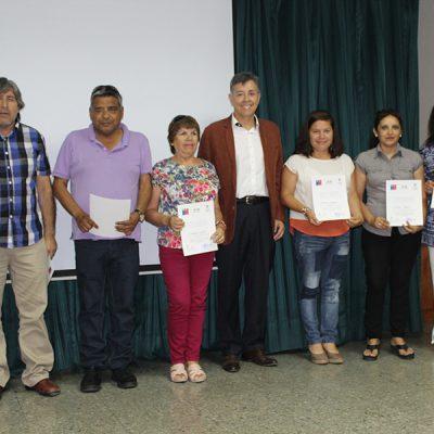 En Antofagasta fueron 22 los beneficiados y 20 en Calama.