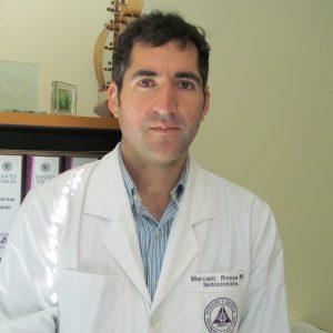 Marcelo Rosas docente Escuela de Nutrición y Dietética UST Temuco