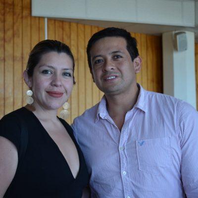 Yarela Oyarzo y Marco Silva