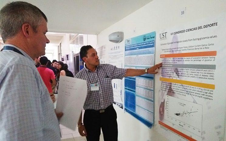 Participación de Escuela de Kinesiología UST Viña del Mar en Congreso Internacional