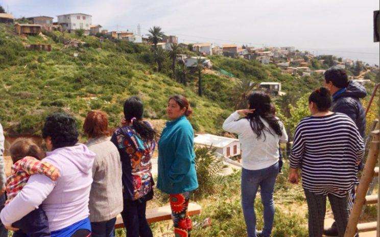 Estudiantes de Psicología y Trabajo Social elaboran planes de intervención para campamentos de la Región de Valparaíso