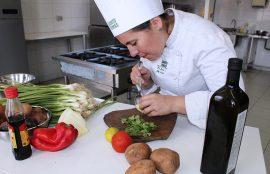 La chef Pía Barros entregó las deliciosas recetas.