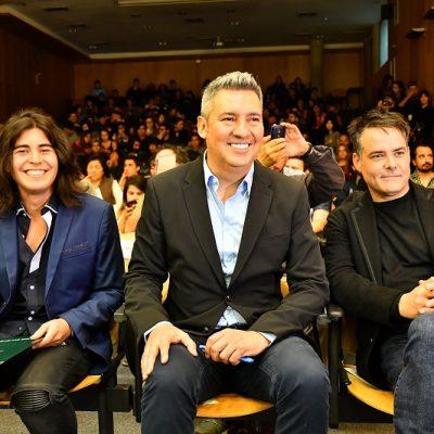 """Ganador del primer lugar en """"Cinema + Chile"""""""