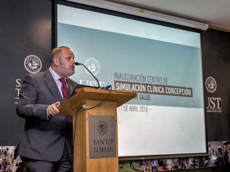 Inauguración Centro de Simulación Clínica