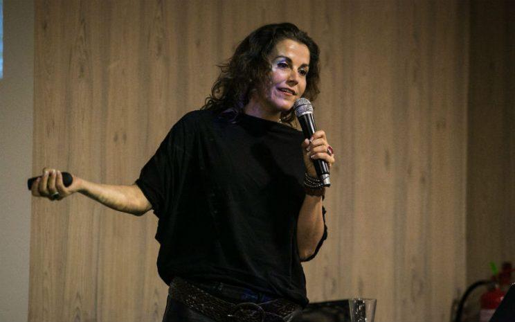 La científica chilena Isabel Behncke.