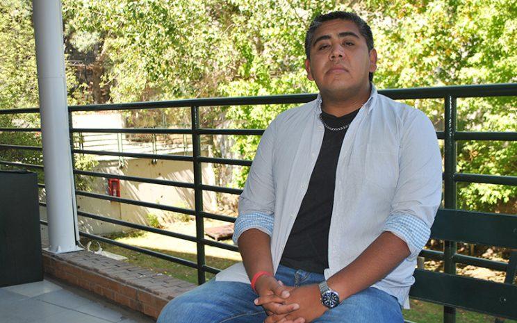 Carlos Rosas capacitación