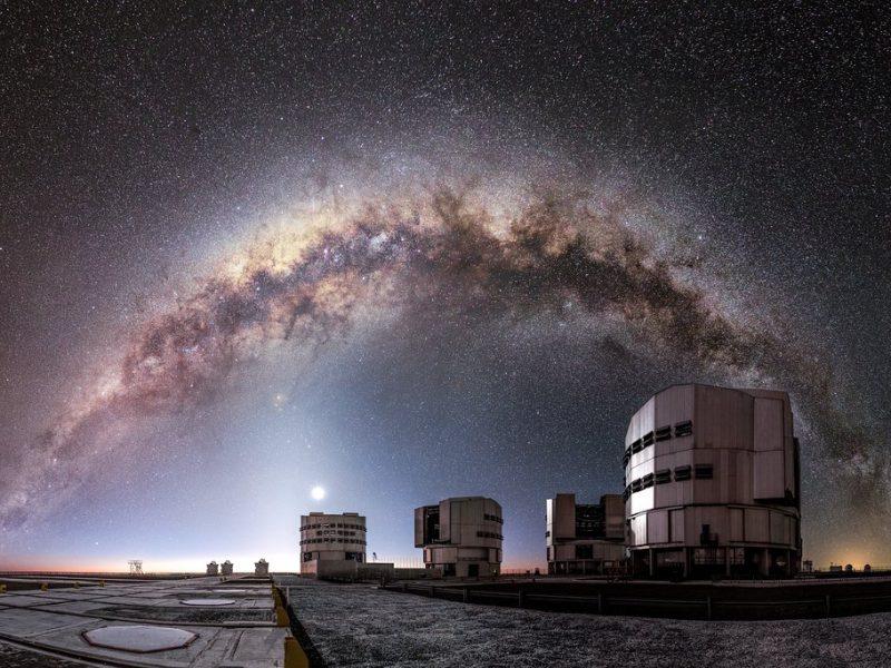 Observatorio Paranal, Región de Antofagasta.