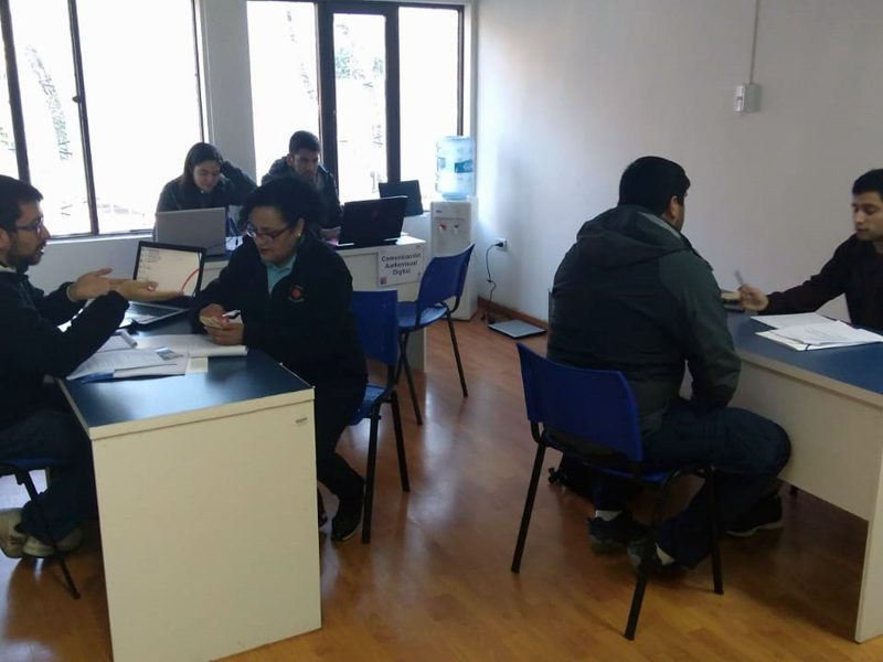 CDNL y alumnos IP-CFT