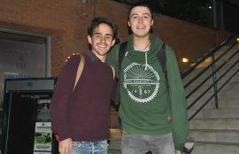 Alumnos españoles de intercambio en UST Viña del Mar