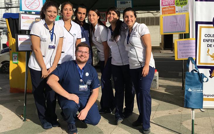 visibilización enfermería