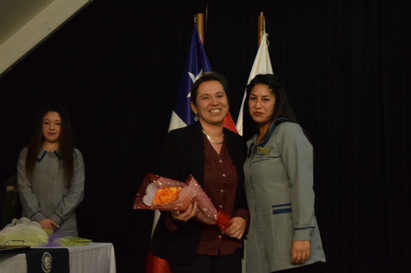 Ceremonias Investidura Técnico en Educación Especial y Técnico en Educación Parvularia Santo Tomás Puerto Montt