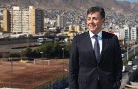 Exequiel Ramírez, rector de las Instituciones Santo Tomás sede Antofagasta.