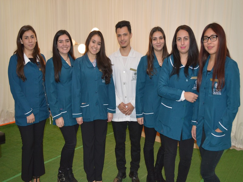 Estudiantes de Educación Diferencial UST apoyaron en el desarrollo del seminario