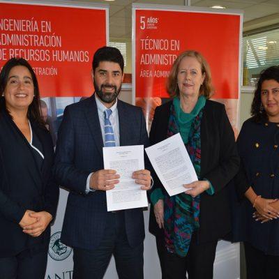 Convenio IPST y clínica Oftamédica de Temuco