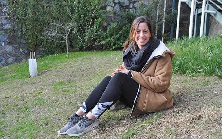 Estudiante española