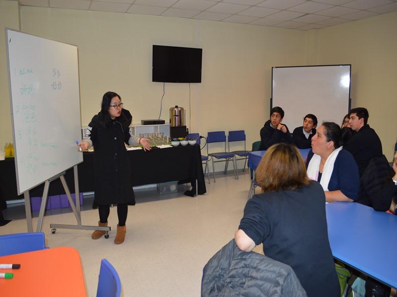 El curso se desarrolló en la sede de Santo Tomás Temuco
