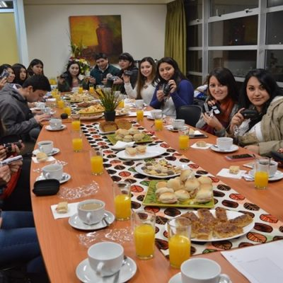 Reunión de egresados Técnico en Registros e Información Biomédica CFTST Temuco