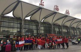 IC UST impulsa programa en China a través del Campamento de Verano