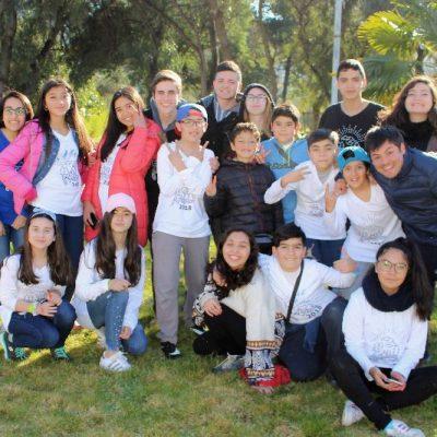 Campamento - Grupo 2