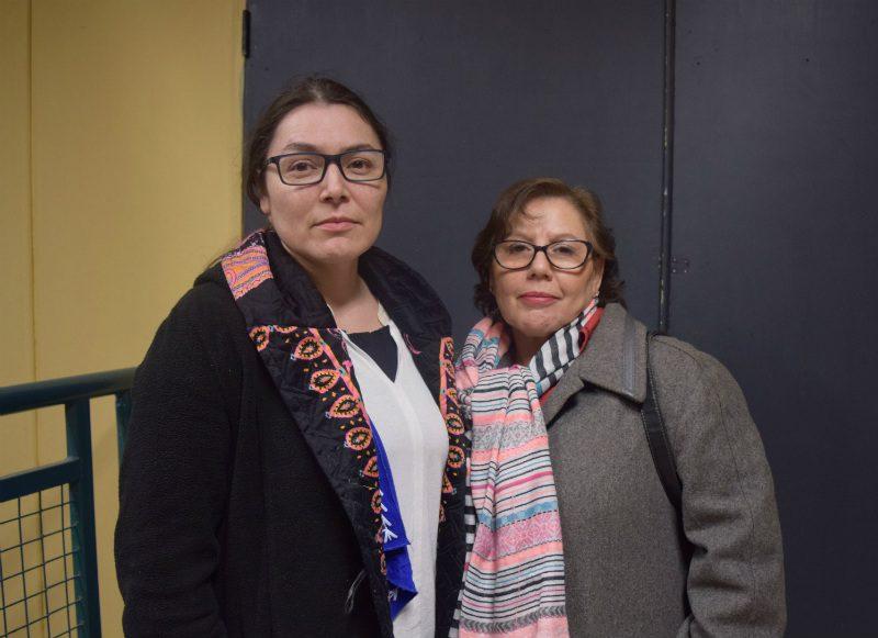 Lorena Asencio e Ingrid Rosas