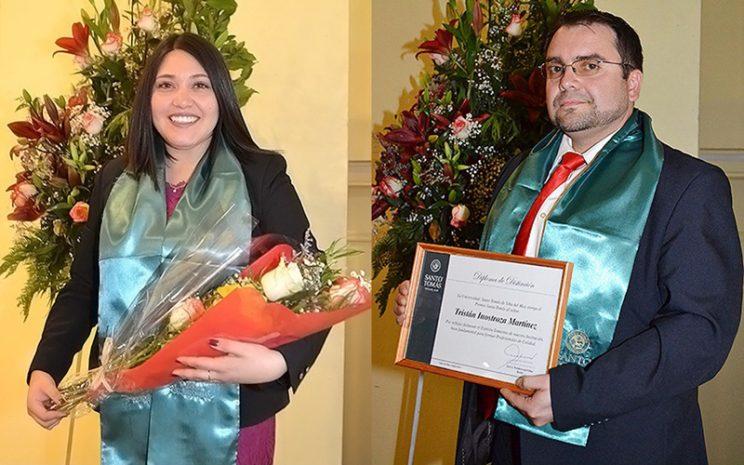 Alumnos Premio Santo Tomás