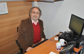 Andrés Moltedo en Italia