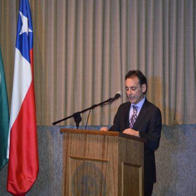 Mauricio Rivas, director diario El Austral de La Araucanía