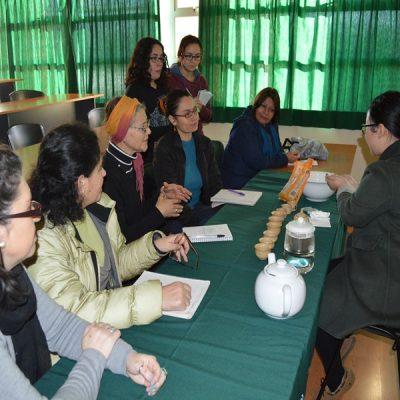 En sesiones semanales el Club Chino abordó diversas temáticas de la cultura milenaria