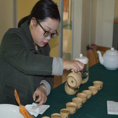 Ceremonia tradicional del té