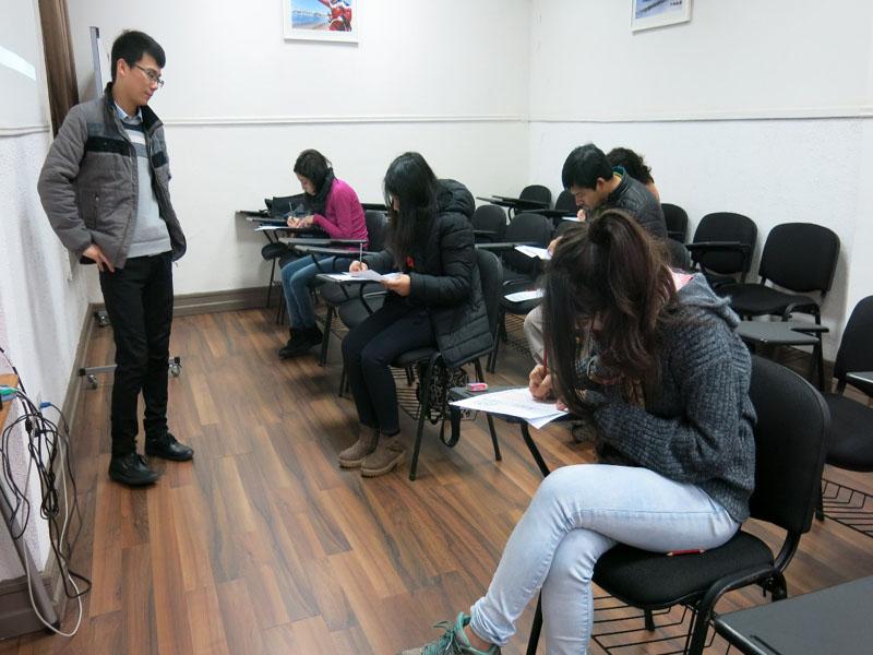 En Instituto Confucio UST se rinde HSK