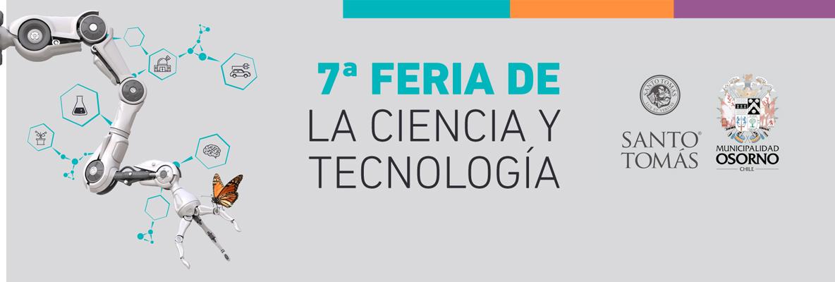 Feria de la Ciencia y Tecnológica