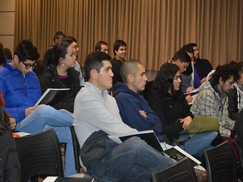 Autoevaluación Estudiantes CFT-IP Santo Tomás Temuco