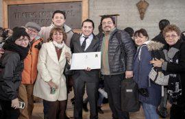 Ceremonia de Titulación UST Temuco 2018