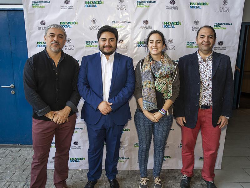 El evento viene a potenciar el trabajo que se realiza con la innovación social en Antofagasta.
