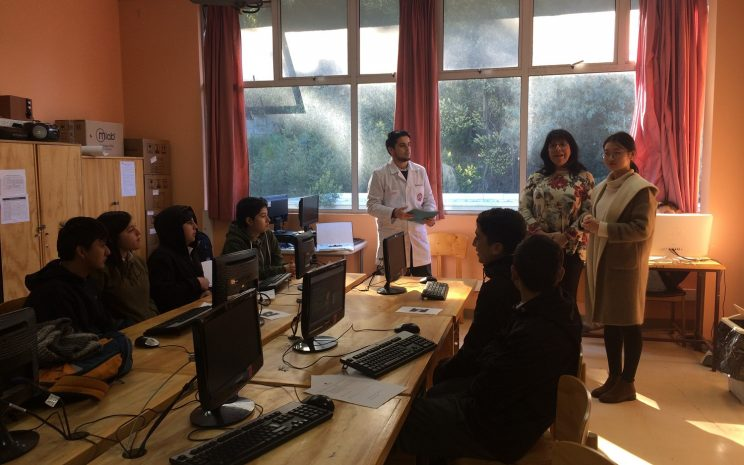 liceo chino mandarín