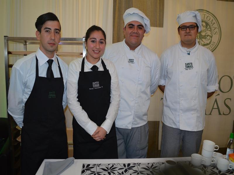 """Seminario """"Sabores y Saberes de La Araucanía 2018"""" Santo Tomás Temuco"""