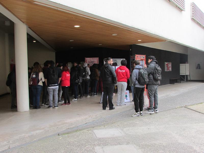 Festival realizado por estudiantes de Animación Digital y Multimedia