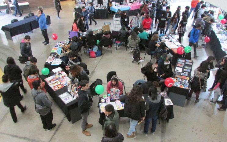 Festival realizado por estudiantes de animación digital