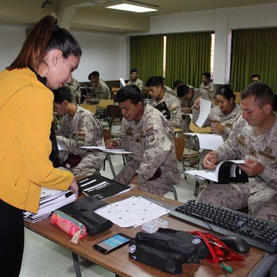 Participaron jóvenes de Antofagasta y Calama.