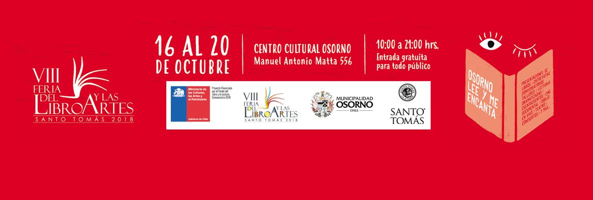 VIII Feria del Libro y las Artes 2018