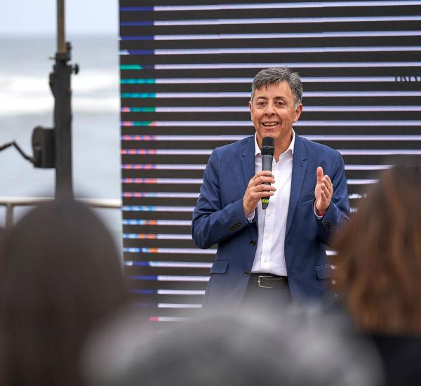 Exequiel Ramírez Tapia, presidente del directorio fiiS Antofagasta 2018.