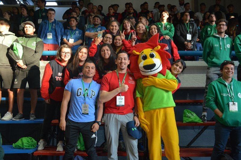 Olimpiadas Nacionales