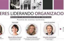 María Olivia Recart expone en seminario