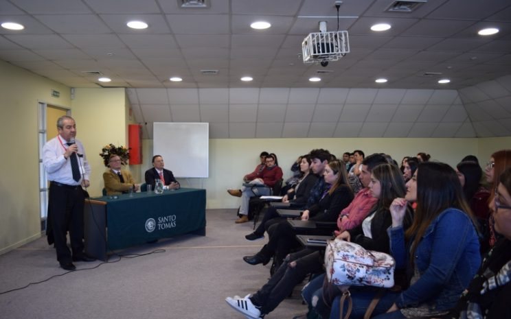 Subsecretario Redes Asistenciales en Santo Tomás Puerto Montt