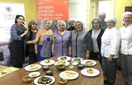 """""""Cocinando me cuido"""" se denominada la iniciativa organizada por las carreras de Gastronomía Internacional y Tradicional Chilena y Técnico en Enfermería del CFT Santo Tomás Osorno."""