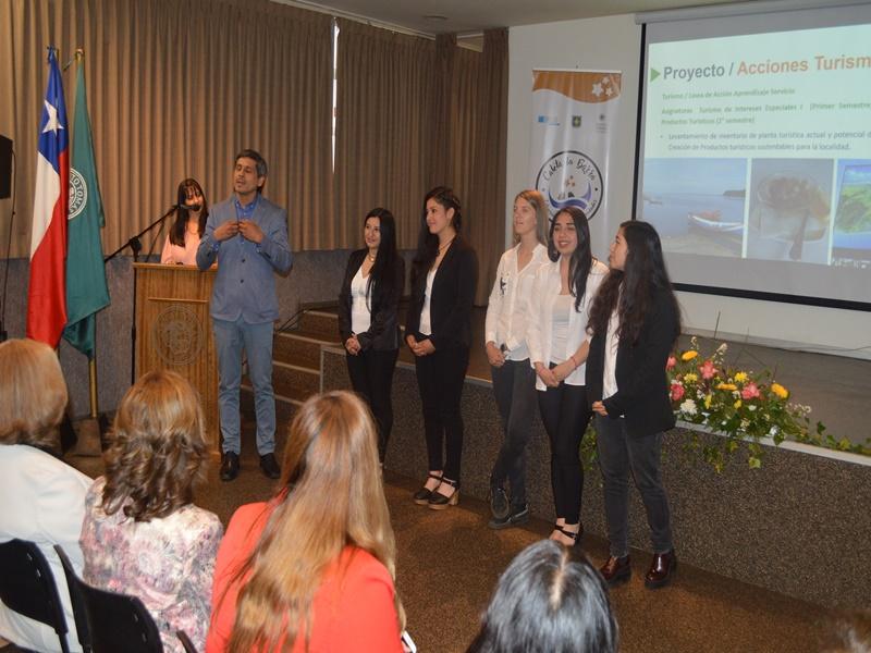 Cierre proyecto de asesoría multidisciplinaria en turismo cultural para Caleta La Barra de Toltén