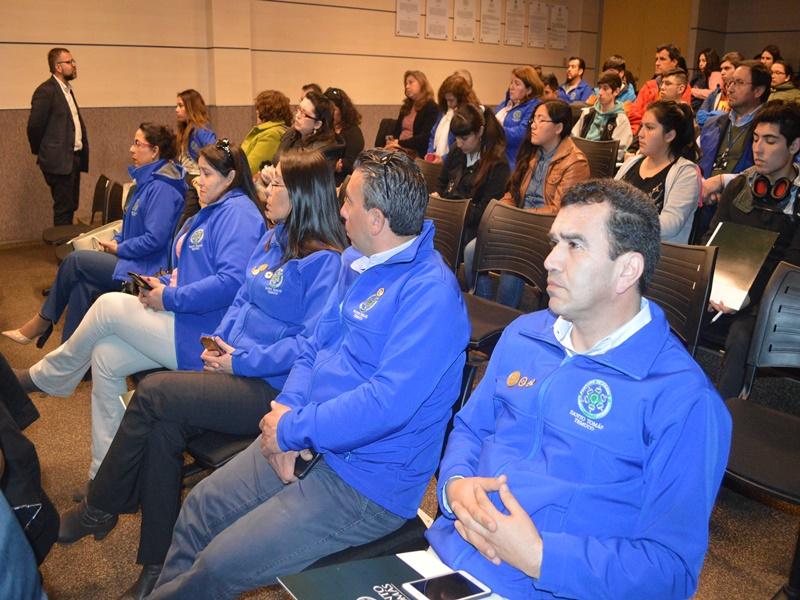 Campaña de Seguridad Vial en Santo Tomás Temuco